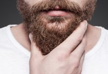 cura barba