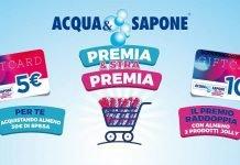 """Acqua & Sapone """"premia & strapremia"""""""