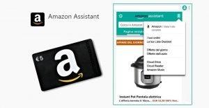 amazon assistant 2021