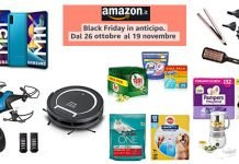 amazon black friday anticipo