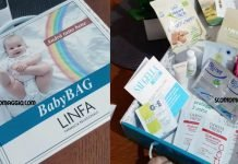 baby bag farmacie linfa