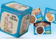 Colussi latta storica Gran Turchese