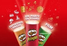 pringles party da sogno