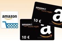 App Amazon buono sconto