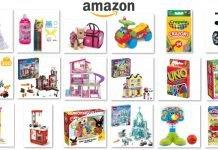 giocattoli amazon