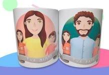 myboo tazze personalizzate