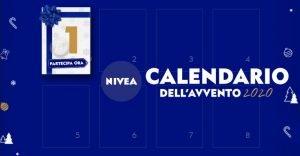 Calendario dell'Avvento Nivea 2020