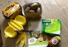 kiwi zespri sungold kit