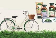 antica erboristeria bicicletta
