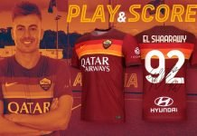 as roma el shaarawy