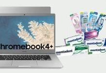 mentadent chromebook