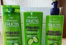 garnier fructis hydra ricci