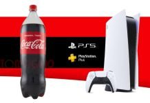 Coca-Cola Playstation 5