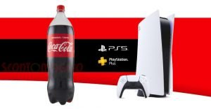 Coca-Cola Playstation 5