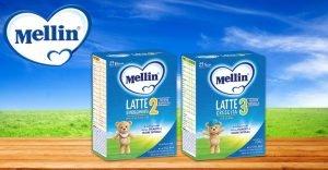 Mellin: latte proseguimento 2 e latte crescita 3