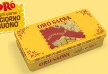 Oro Saiwa latta personalizzata
