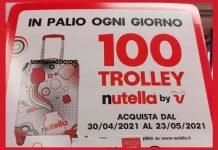 trolley nutella
