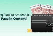 Amazon paga in contanti