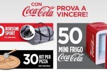coca-cola minifrigo borsoni tagliere