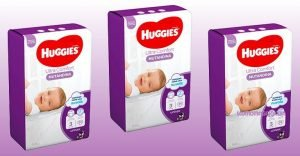 huggies ultra comfort mutandina