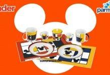 Kinder Parmalat kit colazione Disney