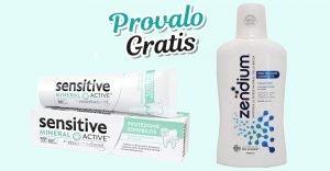 mentadent sensitive mineral active