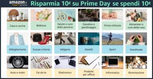 amazon prime day 10euro