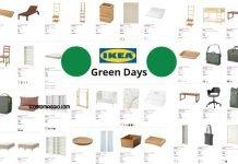 ikea green days