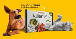 welcome pack italianway