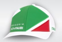 cappelli alphatauri