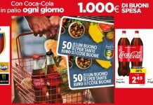 coca cola 1000 euro