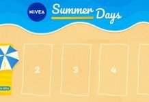 nivea summer days