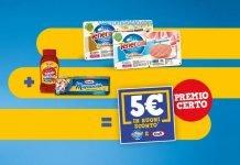 Teneroni Kraft - buono sconto 5 euro