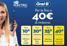 oralb cashback electro