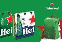 zaino Heineken