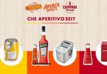 """""""Che aperitivo sei?"""" Crodino Aperol Campari"""