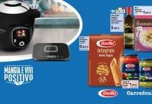 concorso Barilla Moulinex Cookeo