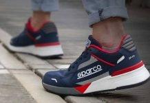 Sparco SP-FR sneakers