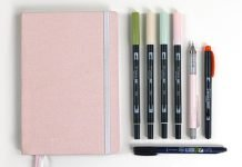 creative journaling kit