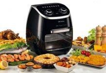 friggitrice ad aria Ariete Airy Fryer Oven