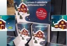 Calendario dell'Avvento IKEA 2021