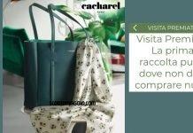 visita premiata bottega verde borsa foulard
